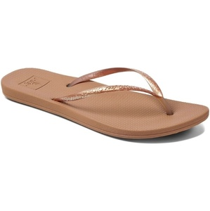 Reef Womens Escape Lux Metals Sandals / Flip Flops Copper RF0A3OL8COP
